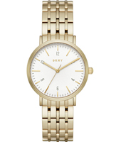 NY2503 Minetta Gold ladies quartz watch
