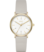NY2507 Minetta Gold ladies quartz watch