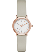 NY2514 Minetta Small Rose Gold Ladies Quartz Watch