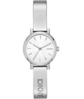 NY2306 Soho Silver ladies watch