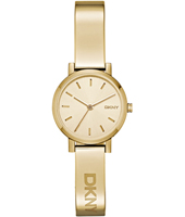 NY2307 Soho Gold ladies watch