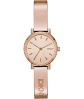 NY2308 Soho Rose gold ladies watch