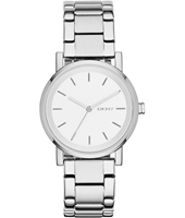 NY2342 Soho Basic ladies watch with steel bracelet