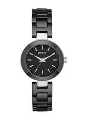 NY2355 Stanhope Mini Black ceramic ladies watch