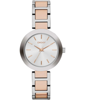 NY2402 Stanhope Mini Two Tone Ladies Quartz Watch