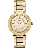 NY2286 Stanhope Gold ladies quartz watch