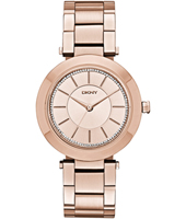 NY2287 Stanhope Rose gold ladies watch