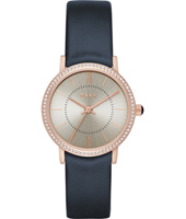 NY2553 Willoughby Small 28mm Rose gold ladies watch