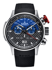 38001-TIN1-NBUJ Chrono Rally Sauber F1 48mm Limited Edition Titanium Chronograph