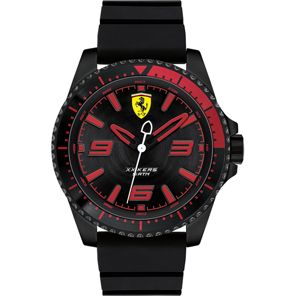 montre scuderia ferrari 0830465 xx kers ean 7613272243766. Black Bedroom Furniture Sets. Home Design Ideas