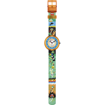 Flik Flak Destino Rio Swiss Made Boys Watch