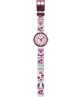 FPNP007 Funny Hours - Fiorissima Swiss Made Girls Watch