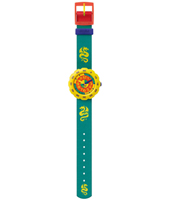 FPSP004 Pres-Cool Boy in Spring Green Yellow boys watch