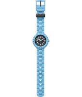 FCSP019 Sunny Hours - Seriously Blue Blue/black kids watch