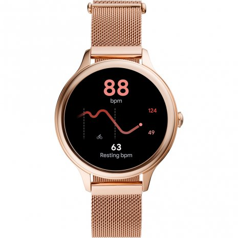 Ladies Gen 5E touchscreen smartwatch Collection Printemps-Eté Fossil