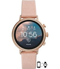 Touchscreen With Silicone Gen4 Strap Venture 40mm Smartwatch Q 0PkX8nwO