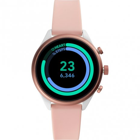 Touchscreen smartwatch Collection Printemps-Eté Fossil