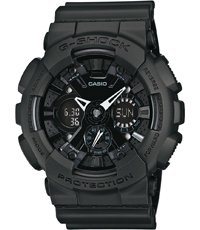 GA-120BB-1AER Basic Black 51.2mm
