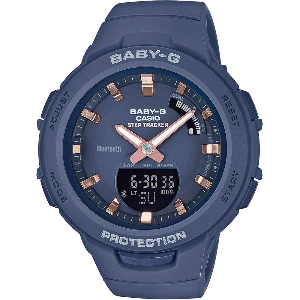 Squad Baby Bsa Shock 2aer Bluetooth Montre B100 • G Ean 9IYWEH2D