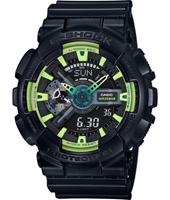 GA-110LY-1AER Classic Lime 51.20mm
