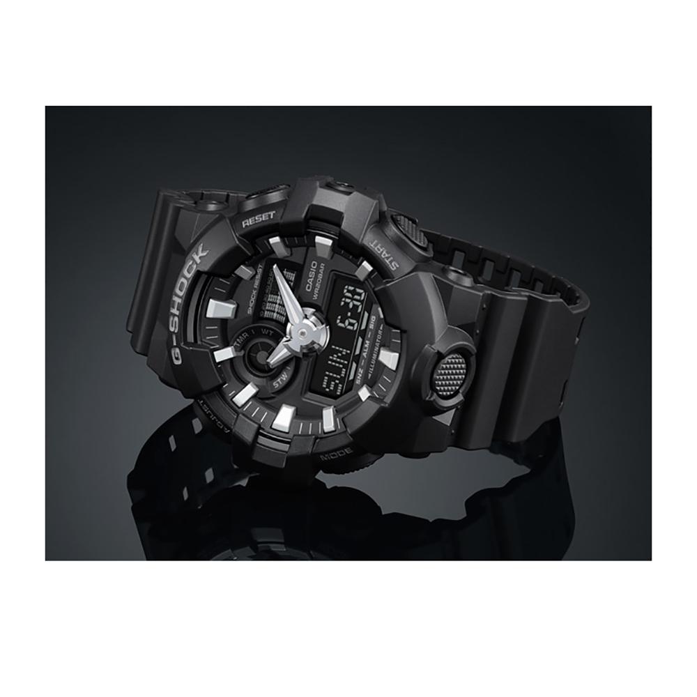245f7190f58 Montre G-Shock Classic Style GA-700-1BER GA-700-1B • EAN ...
