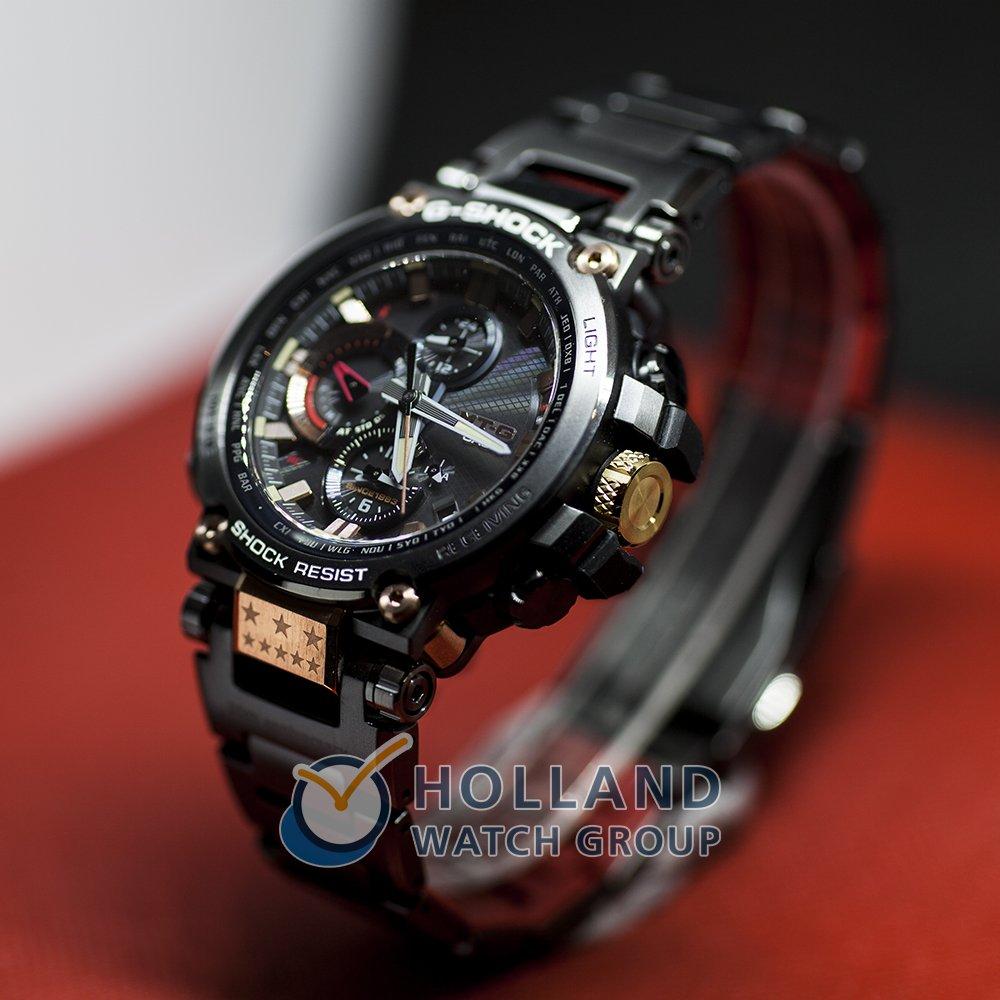 Montre G-Shock MT-G MTG-B1000TF-1A Metal Twisted G 35th Anniversary ... 46f5c2ff976e