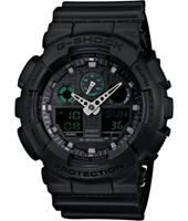 GA-100MB-1AER Mission Black 51.20mm
