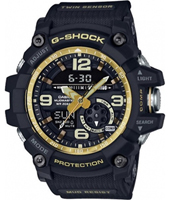 GG-1000GB-1AER Mudmaster Garish Black 55.30mm