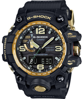 GWG-1000GB-1AER Mudmaster Tough Terrain Watch with Compass, Barometer, Altitmeter and Thermometer