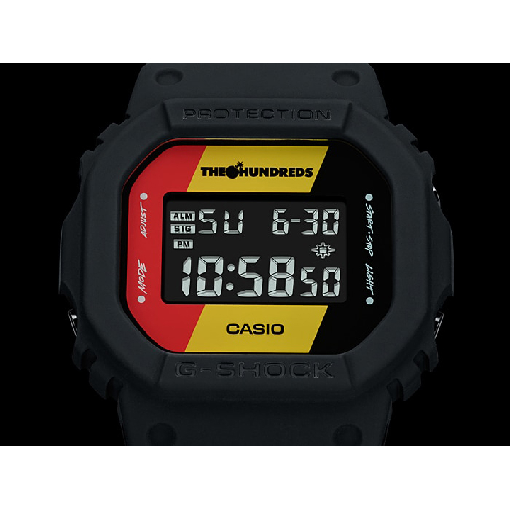 Shock G • 1 The Hundreds Montre Classic Dw Style 5600hdr Ean nPOkw80X