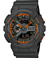 GA-110TS-1A4ER Trendy Neon 51.20mm