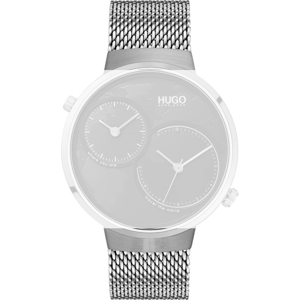 ebdf3a1d0e Bracelet Hugo BOSS 659002645 2645 • Revendeur officiel • Montre.be
