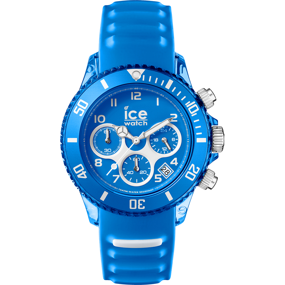 montre ice watch 001460 ice aqua chrono ean. Black Bedroom Furniture Sets. Home Design Ideas