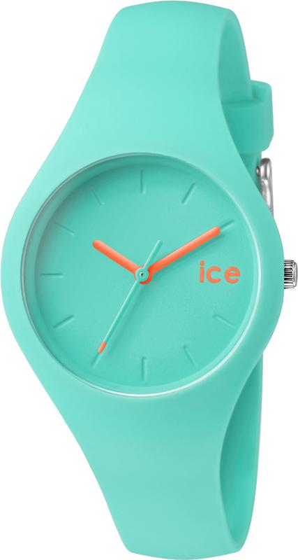 Montre ice watch 001144 ice sili ice chamallow - Montre ice watch bleu turquoise ...
