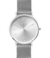 012702 Ice-city 38.50mm Silver ladies fashion watch
