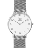 012703 Ice-city 38.50mm Silver ladies fashion watch