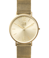 012704 Ice-city 43mm Gold ladies fashion watch