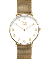 012705 Ice-city 43mm Gold ladies fashion watch