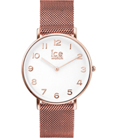 012709 Ice-city 43mm Rose gold ladies fashion watch