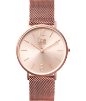 012710 Ice-city 38.50mm Rose gold ladies fashion watch