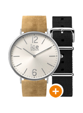 CHL.B.BEL.36.N.15 Ice-city Belfast 36mm 36mm Quartz Watch with extra Strap