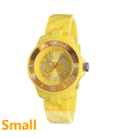 SD.YW.S.P.12 Ice-Solid 38mm Yellow watch size Small
