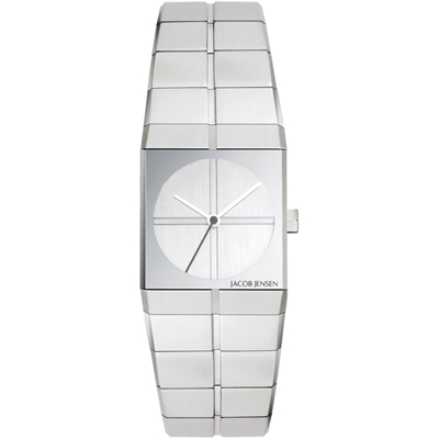 Jacob Jensen 222 Icon Silver Design Ladies Watch