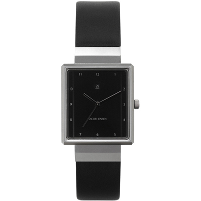 Jacob Jensen 875 Dimension Rectangular montre