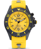 BS-003-40 Black Sting 40mm Yellow and Black Diver