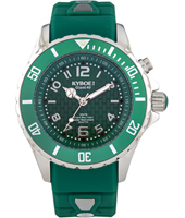 FW.40-007 Lush Meadow 40mm Midsize green quartz diver