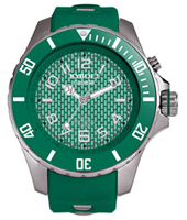 FW.48-007 Lush Meadow 48mm Large green quartz diver