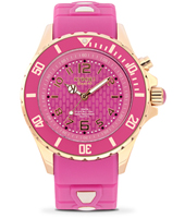RG.40-012 Rose Gold Jolt 40mm Midsize pink quartz diver