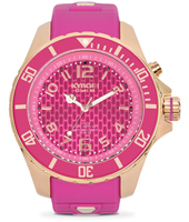RG.48-012 Rose Gold Jolt 48mm Large pink quartz diver