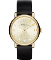 MBM1399 Baker 36.50mm Gold Ladies Watch with Small Second